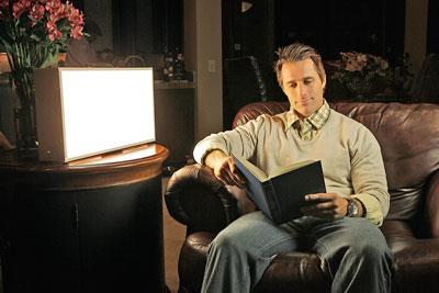 Light Box Light Therapy For Sad Alaska Northern Lights