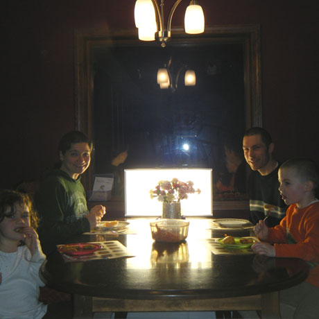 The Ricker Family & Light Therapy Products | Seasonal Affective Disorder Light Therapy Aboutintivar.Com