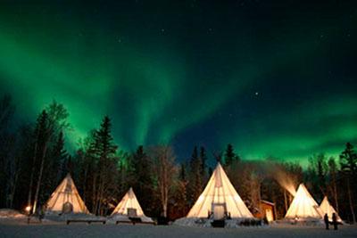 See The Inspiration Alaska Northern Lights