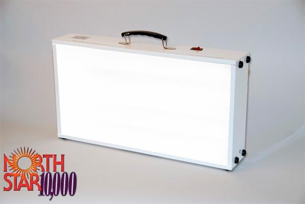 light box light therapy for sad alaska northern lights. Black Bedroom Furniture Sets. Home Design Ideas